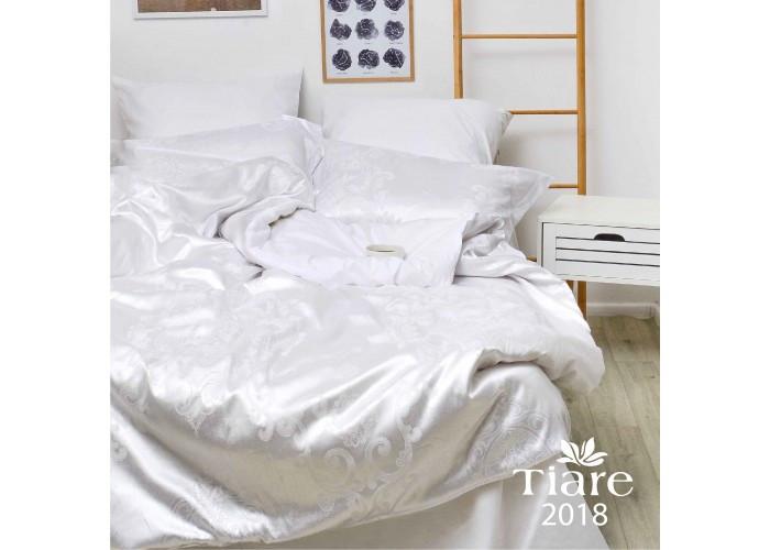 Комплект постельного белья Семейный Сатин Жаккард 2018 Tiare™