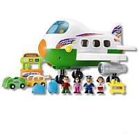 Игровой набор самолет keenway k12411
