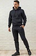 Спортивный мужской теплый костюм Зимние спортивные костюмы мужские Костюм зимний мужской