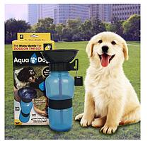 Поїлка для собак Aqua Dog. Портативна поїлка для собак.