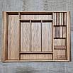 Лоток для столовых приборов от 500мм, Lot k1307. (индивидуальные размеры), фото 5