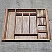 Лоток для столовых приборов от 500мм, Lot k1307. (индивидуальные размеры), фото 8