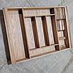 Лоток для столовых приборов от 500мм, Lot k1307. (индивидуальные размеры), фото 6
