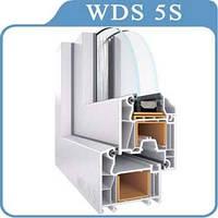 """""""WDS - 5S"""" (ВДС - 5С) окна металлопластиковые."""