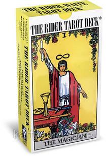 Карты таро Райдера Маг The Rider Tarot Deck The Magician