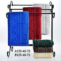 Рушник банний махровий 70 на 140 см (від 6 штук)