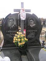 Памятник на двойную могилу № 75