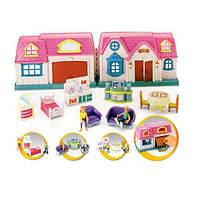 Игровой набор кукольный домик keenway K20151