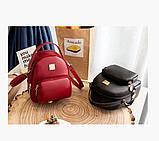 Девочковый мини рюкзак, фото 2