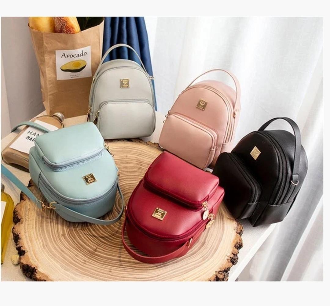 Девочковый мини рюкзак