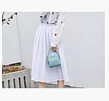 Девочковый мини рюкзак, фото 7