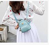 Девочковый мини рюкзак, фото 9