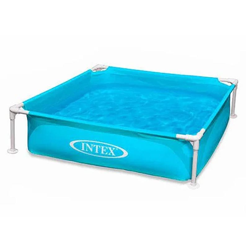 Каркасный бассейн Intex 57173, 122-122-30см, детский