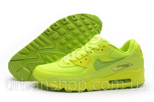 КРОССОВКИ Nike Air Max Hyperfuse 90 Light Green