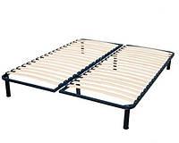 Каркас кровати разборной с 6 ножками (все размеры)