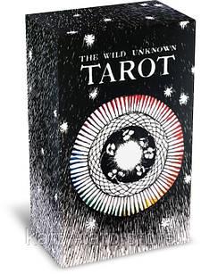 Карты таро Дикое Неизвестное The Wild Unknown Tarot
