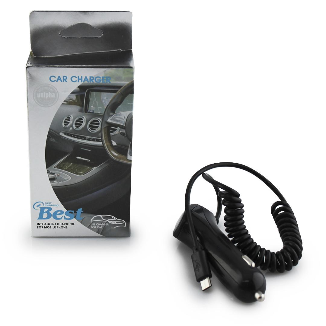 Адаптер CAR (АВТОМОБИЛЬНЫЙ) 8600 12v + шнур samsung (V8)
