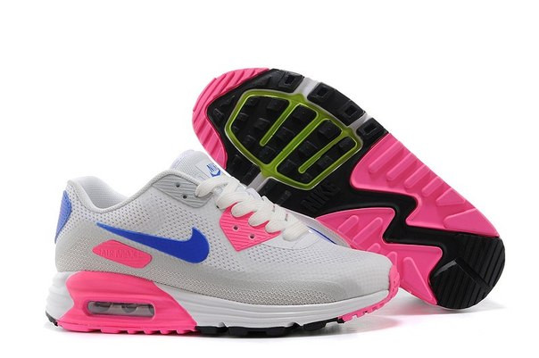 КРОССОВКИ Nike Air Max Hyperfuse Gray/Blue/Pink