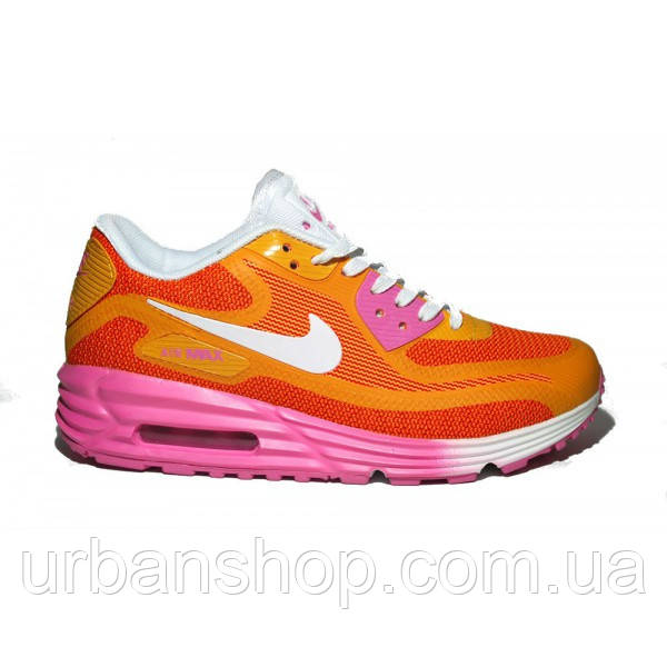 КРОССОВКИ Nike Air Max Hyperfuse Orange/Purple