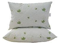 Подушка Aloe vera 70х70 (съемный чехол)