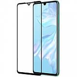 Противоударное защитное стекло Nillkin Anti-Explosion Glass Screen CP+ max 3D для Huawei P30 Ультратонкое, фото 2