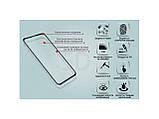 Защитное 5D cтекло Nano Flexible GLASS ITOP для Meizu M6s Full Cover Белый, фото 2