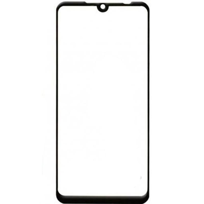 Защитное стекло Zifriend 3D (full glue) для Xiaomi Mi 9 SE Черное (715487)