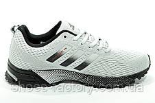 Кроссовки для бега Adidas Marathon TR Gray мужские, фото 3