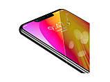 Защитное 5D cтекло Nano Flexible GLASS ITOP для Xiaomi Pocophone F1 Full Cover Черный, фото 4