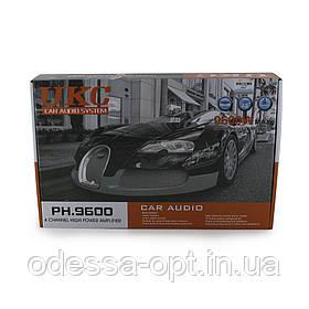 Підсилювач автомобільний 9600 4ch