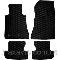 Коврики EVA для автомобиля Ford Mustang VI 2014-  Комплект