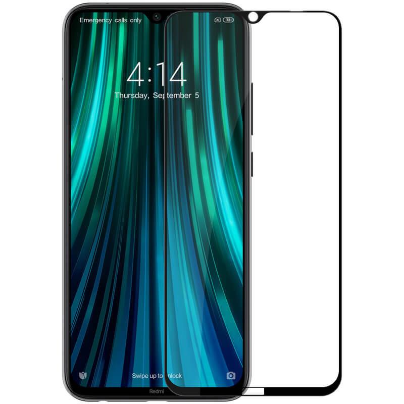 Защитное стекло Epik 2.5D CP+ (full glue) для Xiaomi Redmi Note 8 Черное (784461)