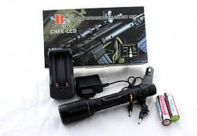 Ліхтарик BL 2804 T6 POLICE