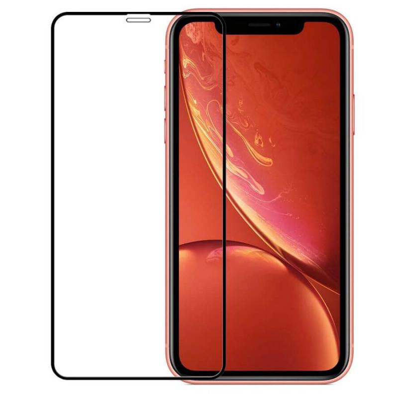 Защитное цветное 3D стекло Mocoson для Apple iPhone XR  / 11 789781