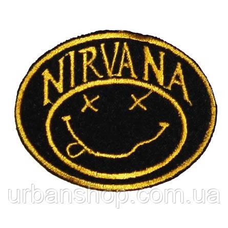 Нашивка Nirvana