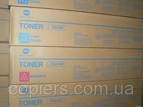 Toner TN314 Magenta C353, 20t, 364g, оригинал Konica Minolta