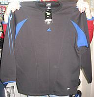 Кофта Adidas чорно-синя.  Увага! Щоб ЗАМОВИТИ писати на Viber +380954029358