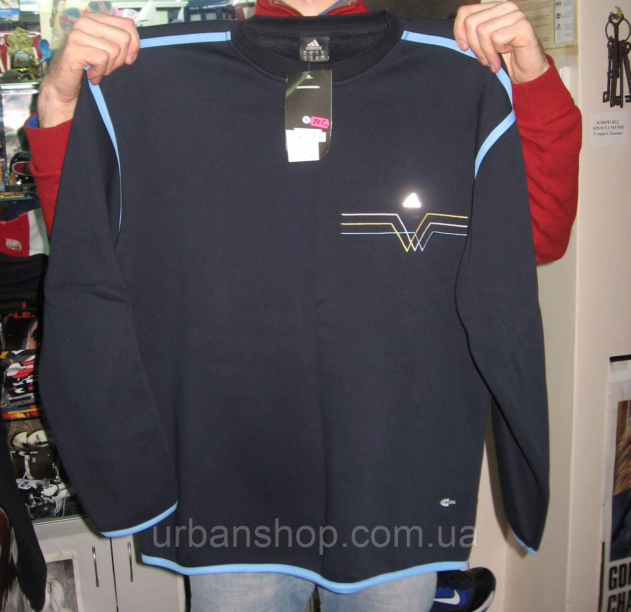 Кофта Adidas синьо-голуба.  Увага! Щоб ЗАМОВИТИ писати на Viber +380954029358