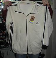 Куртка Adidas бежевая