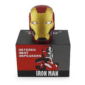 """Колонки для ПК iron man (""""Залізна людина)"""