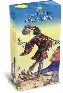 Карты таро Новое Видение Tarot Of The New Vision