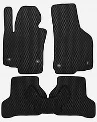 Килимки EVA для автомобіля Seat Leon II 2005- / Skoda Octavia II 04- / VW Golf V, 2003- / VW Golf VI 2008-