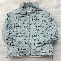 """Куртка жіноча демісезонна світловідбиваюча, р-ри M-2XL (3ол) """"FLORA""""купити недорого від прямого постачальника"""