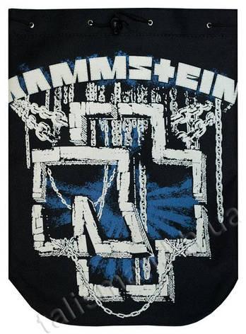 Рамштайн (цепи) - рок-рюкзак, фото 2