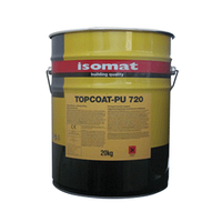 Покрытие полиуретановое защитное  ТОП КОАТ ПУ 720 (уп. 1 кг)