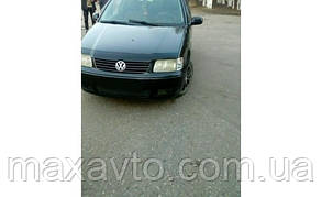 Мухобойка, дефлектор капота VW Polo 3 з 1999 – 2001 р. в.(після ресталинга)