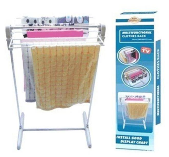 Напольная сушилка для белья Multifunctional Clothes Rack