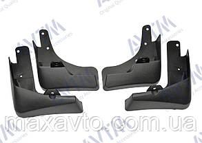 Брызговики полный комплект для Nissan X-Trail 2014- комплект 4шт MF.NIXTR2014