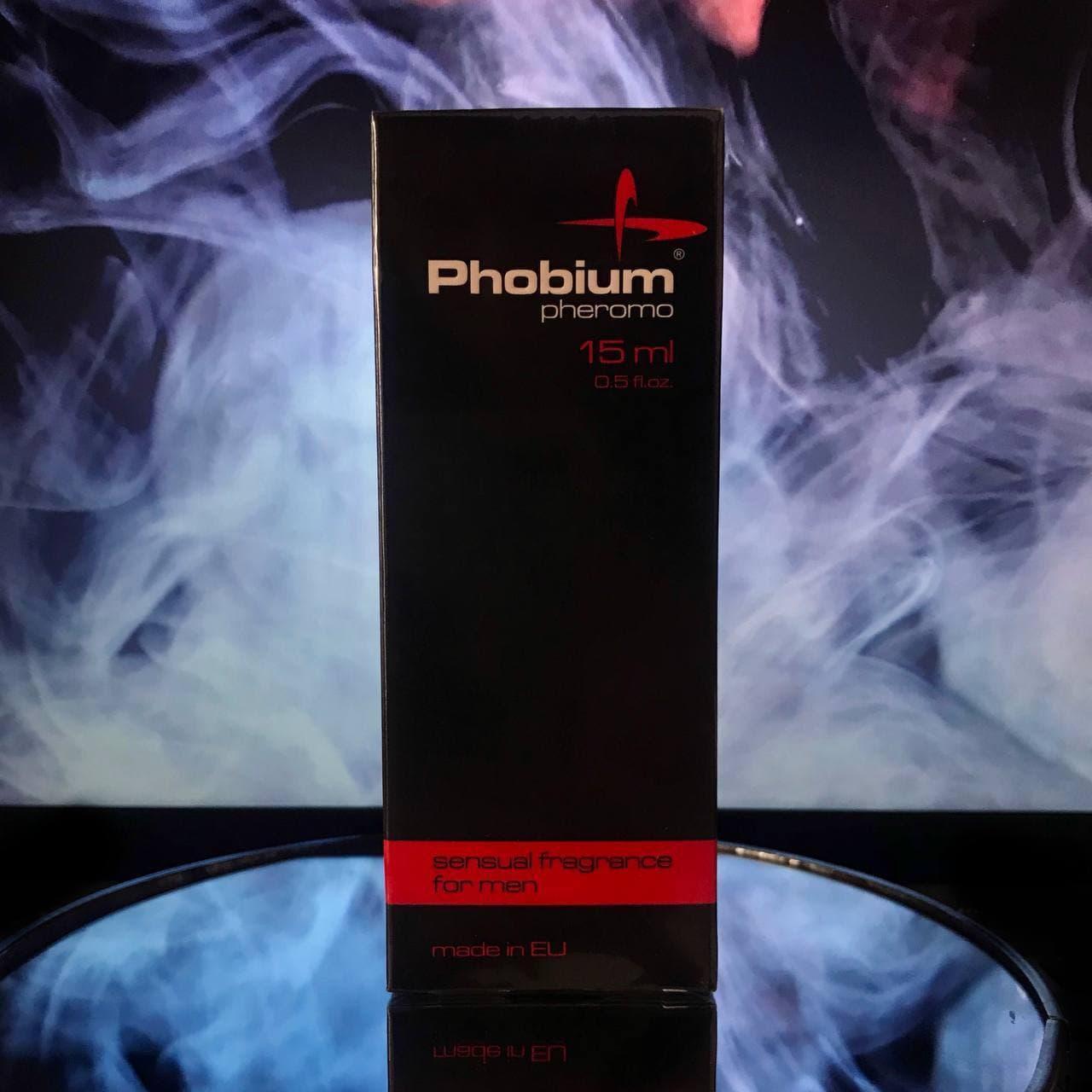 💎Духи с феромонами мужские PHOBIUM Pheromo for men, 15 ml💎 ORIGINAL✔💯
