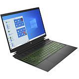 """Ноутбук HP PAVILION GAMING LAPTOP 15-DK1035NR 15.6"""" IPS, 1920x1080, Intel Core i5-10300H 8/256Гб SSD (1H8C1UA), фото 3"""